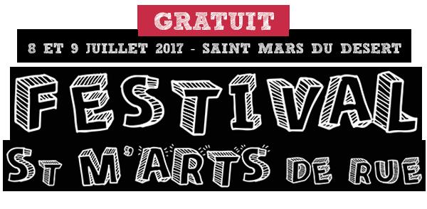 Festival St Marts de rue 2017 - Gratuit !
